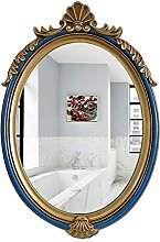 Retro Oval Glass Wall Mounted Badezimmer Vanity WC