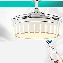 Retro Restaurant Wohnzimmer Deckenventilator Licht