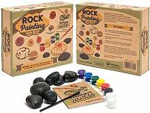 Retro Rock Bild Kit von Mud Pfütze