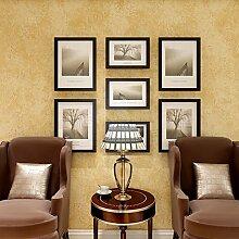 Retro-Tapete Schlafzimmer Salon Restaurant TV Hintergrund Wand Vlies-Tapeten-A