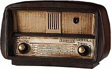 Retro tun alte Vintage Radio Harz Handwerk Vintage Simulation Dekoration