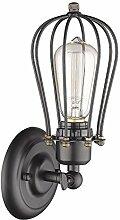 Retro Vintage Edison Wandleuchte Wandlampe
