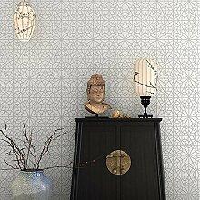 Retro Vliestapete Schlafzimmer Wohnzimmer Tapete Restaurant Teehaus Tapete , 2