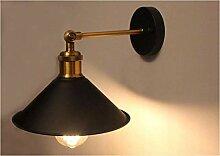 Retro Wandlampe Industrie Wind Gang Lampe Balkon