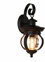 Retro-Wandlampe/Laterne Typ