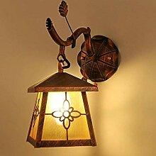 Retro Wandlampe Retro Wohnzimmer Esszimmer