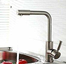 Retro Wasserhahn 360 Grad drehbare Küchenarmatur