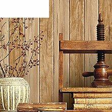 Retrotapeten Holzboden Holz Restaurant Hintergrund