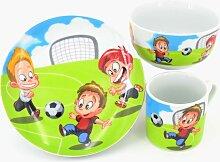 Retsch Arzberg Kindergeschirr-Set Fußball
