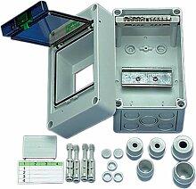 REV 0515541555 Sicherungskasten, Feuchtraum