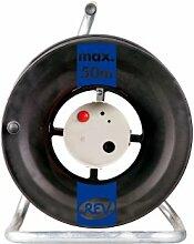 REV Ritter 0088550 Geräteleertrommel für 50 m Ltg,Th