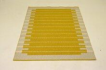 Reversibler handgewebter schwedischer Teppich,