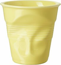 Revol 647694Schmiedeeisen Becher Cappuccino Porzellan Citrus 8,5cm
