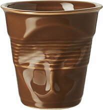 Revol 647695Schmiedeeisen Becher Cappuccino Porzellan Mokka 8,5cm