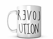 Revolution Keramik Tasse Kaffee Tee Becher Mug