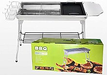 REWD Barbecue Grill Holzkohlegrill Grill Holzkohle