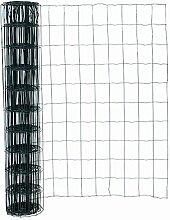 REWWER Pro-Gitterzaun 100cm grün 100 x 75 Masche