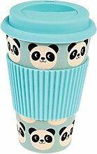 Rex International Becher Kaffeebecher aus Bambus