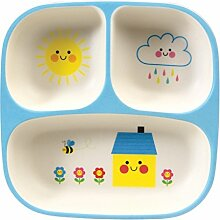 Rex London Happy Cloud Baby Food-Table