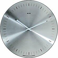 Rexite–Arbeitszeit Uhr edelstahl