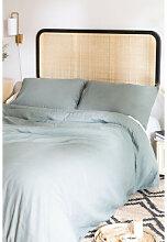 Reyna Kopfteil für 135 cm Bett Schwarz Sklum