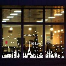 Reyqing Der Store Fenster Aus Glas Dekorative Wand