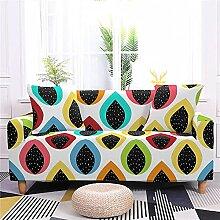 RFEGEF Sofa 3 Sitzer,Couchbezüge Für 2 Kissen