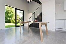 rform Flat Table Large - 10 Colours - L200 cm