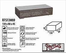 RFS13080 Schutzhülle für Geflecht Lounge Tisch,