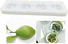 RG-FA Silikonform in Zitronenform,