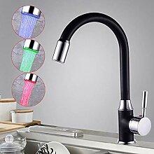 RGB LED Armatur Wasserhahn YUNRUX Licht