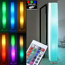 RGB LED Decken Fluter Textil Stand Lampe