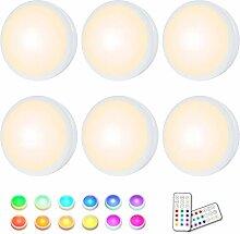 RGB Schrankleuchten LED Schrankbeleuchtung mit