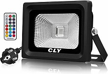 RGB Strahler CLY 10W LED Strahler Farbwechsel mit