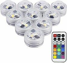RGB Teichbeleuchtung,LUXJET® LED Unterwasser