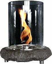 Rge Designs Tisch-Kamin, Ethanol, 30 x 30 x 33 cm,
