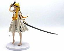 RGERG Action-Figuren Spielzeug Oshino Shinobu
