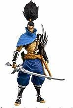 RGERG Action-Figuren Statuen Anime Figma Yasuo ca.