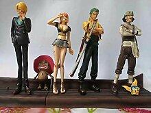 RGERG Action-Figuren Statuen Anime Segeln Auf