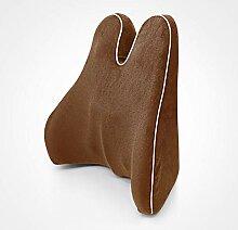 RGLZY Lendenwirbelkissen Rückenmassagegerät