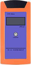 RGM-UVC Reptil UV Bestrahlungsstarke Meter Meter