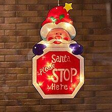 RH-ZTGY Weihnachtsbeleuchtung, Hängen