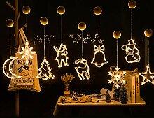 RH-ZTGY Weihnachtsbeleuchtung, Hang