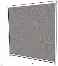 Rhino Screen Insektenschutz Rollo Fenster, Weiß, 130 x 160 cm