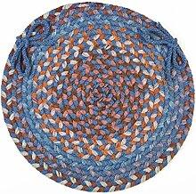 RHODY Teppich Ashley Stuhl Pad, Blau Dragon