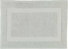 RHOMTUFT Badematte Comtesse perlgrau - 11 50x70 cm