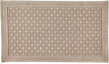 RHOMTUFT Badematte Fenice beige - 42 70x120 cm