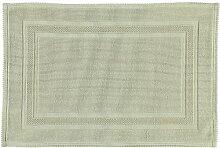 RHOMTUFT Badematte Grace Stone - 320 70x120 cm