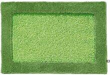 Rhomtuft Badematte ORIGO 60 x 60 cm bamboo/moos