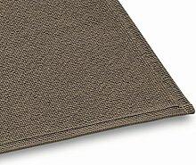RHOMTUFT Badematte Plain Taupe - 58 50x70 cm